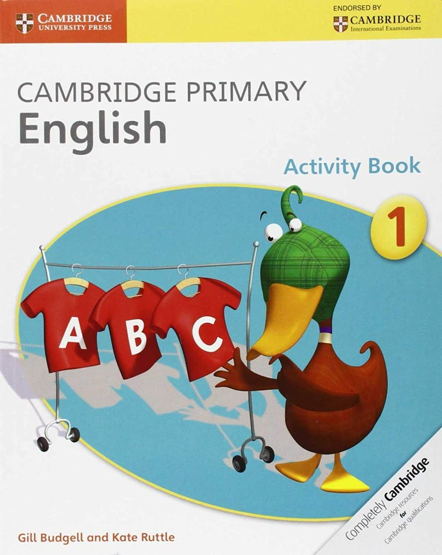Picture of Cambridge Primary English: Cambridge Primary English Activity Book Stage 1 Activity Book