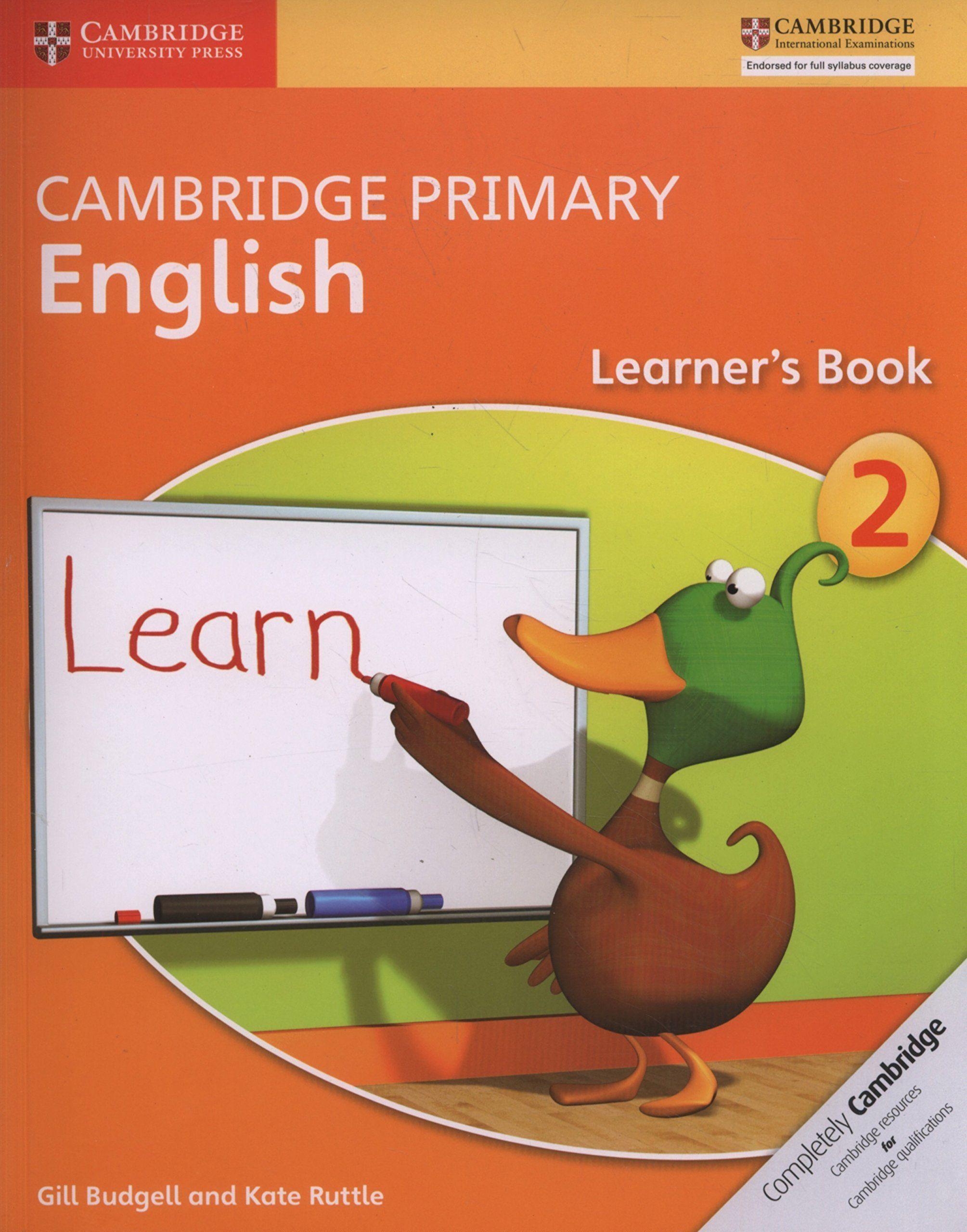 Picture of Cambridge Primary English: Cambridge Primary English Stage 2 Learner's Book