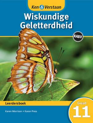 Picture of Ken & verstaan wiskundige geletterdheid: Gr 11: Leerdersboek