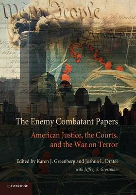 The Enemy Combatant Papers : American Justice, the Courts, and the War on Terror