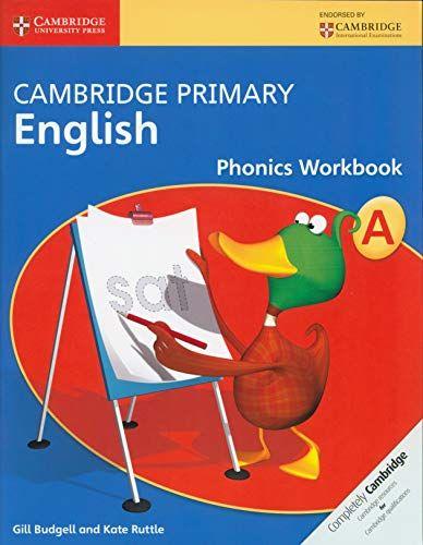 Picture of Cambridge Primary English: Cambridge Primary English Phonics Workbook A