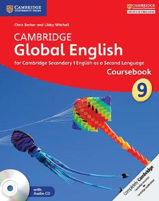 Picture of Cambridge Global English Stage 9 Coursebook with Audio CD