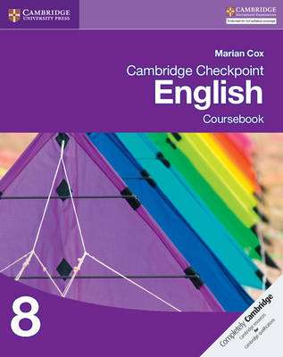 Picture of Cambridge Checkpoint English Coursebook 8