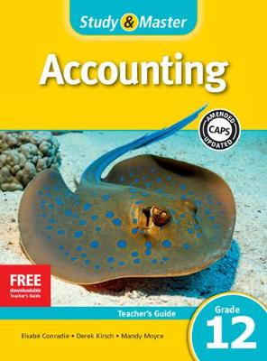 Picture of CAPS Accounting: Study & Master Accounting Teacher's Guide Grade 12