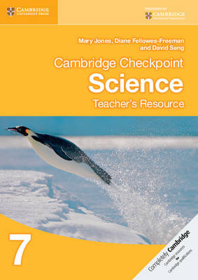 Picture of Cambridge Checkpoint Science Teacher's Resource 7