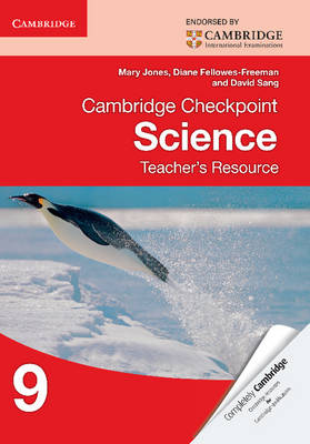 Picture of Cambridge Checkpoint Science Teacher's Resource 9