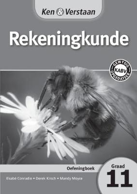 Picture of CAPS Accounting: Ken & Verstaan Rekeningkunde Oefeningboek Graad 11
