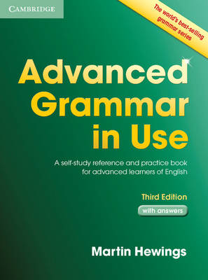 Picture of Advanced Grammar in Use with Answers : A Self-Study Reference and Practice Book for Advanced Learners of English