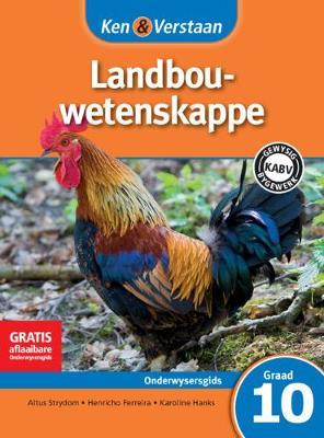 Picture of CAPS Agricultural Sciences: Ken & Verstaan Landbouwetenskappe Onderwysersgids Graad 10