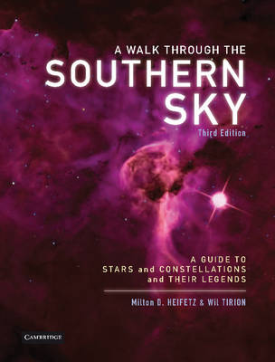 Picture of A Walk through the Southern Sky : A Guide to Stars, Constellations and Their Legends
