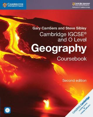 Picture of Cambridge IGCSE (R) and O Level Geography Coursebook with CD-ROM