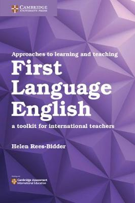 Picture of Approaches to Learning and Teaching First Language English : A Toolkit for International Teachers