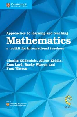 Picture of Approaches to Learning and Teaching Mathematics : A Toolkit for International Teachers