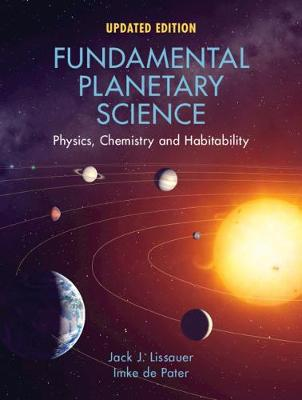 Picture of Fundamental Planetary Science, Updated Edition : Physics, Chemistry and Habitability