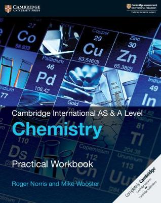 Picture of Cambridge International AS & A Level Chemistry Practical Workbook