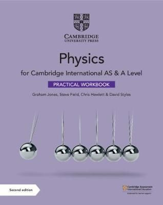 Picture of Cambridge International AS & A Level Physics Practical Workbook