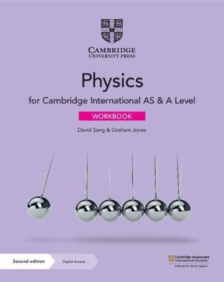 Picture of Cambridge International AS & A Level Physics Workbook with Digital Access (2 Years)