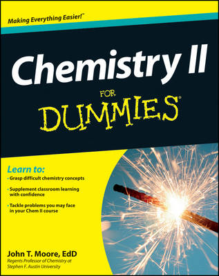 Picture of Chemistry II For Dummies