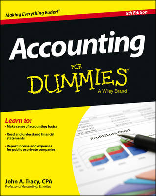Picture of Accounting For Dummies