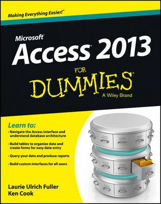 Picture of Access 2013 For Dummies