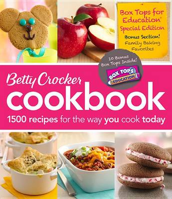 Picture of Betty Crocker Cookbook - Holiday Baking Box Tops Edition