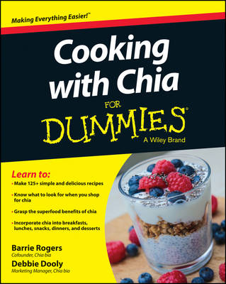 Picture of Cooking with Chia For Dummies