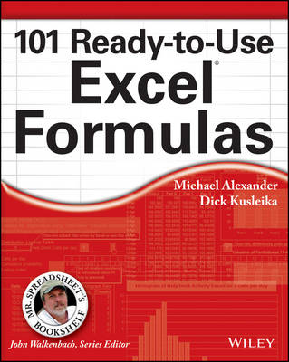 Picture of 101 Ready-to-Use Excel Formulas