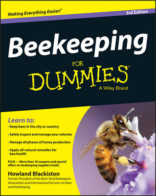 Picture of Beekeeping For Dummies