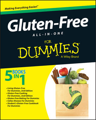 Picture of Gluten-Free All-in-One For Dummies