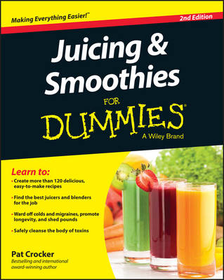 Picture of Juicing & Smoothies For Dummies