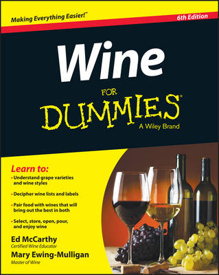 Picture of Wine For Dummies