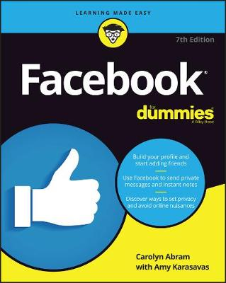 Picture of Facebook For Dummies