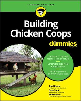 Picture of Building Chicken Coops For Dummies