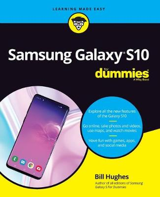Picture of Samsung Galaxy S10 For Dummies