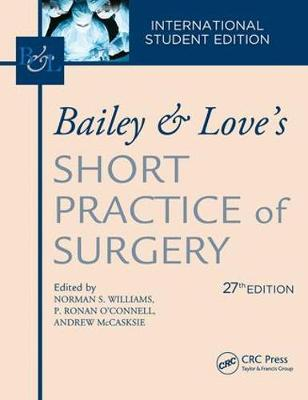 Picture of Bailey & Love's Short Practice of Surgery, 27th Edition