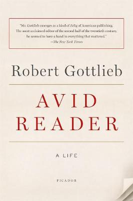 Picture of Avid Reader: A Life