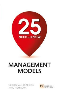 Picture of 25 Need-to-Know Management Models