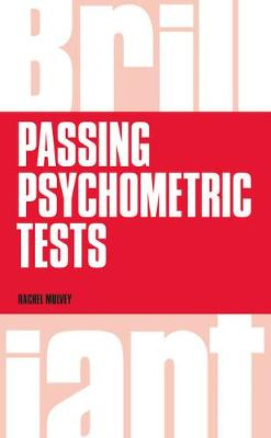 Picture of Brilliant Passing Psychometric Tests : Tackling selection tests with confidence