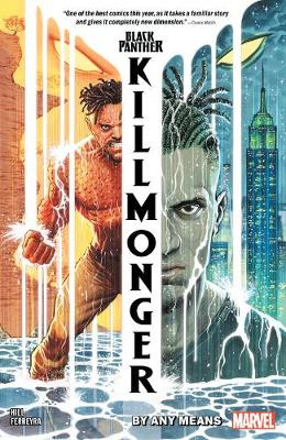 Picture of Black Panther: Killmonger - By Any Means