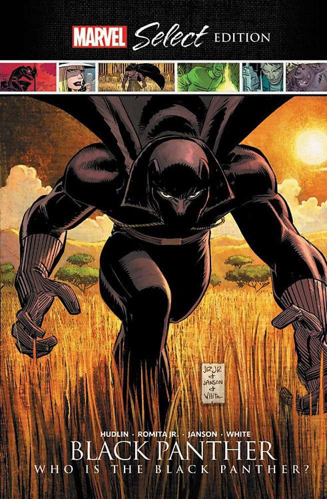 Picture of Black Panther: Who Is The Black Panther? Marvel Select Edition
