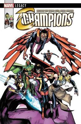 Champions: Vol. 2!