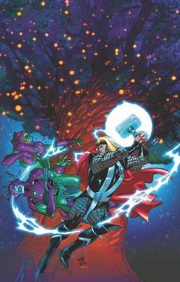 Empyre: Captain America And Thor
