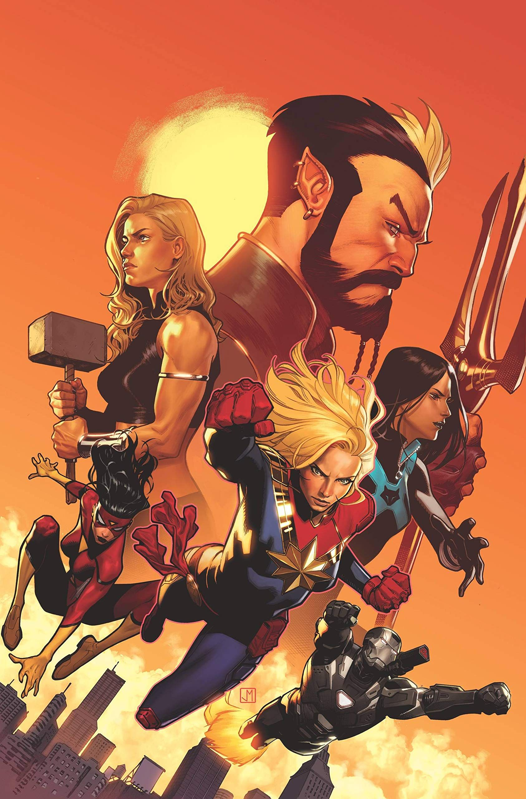Captain Marvel Vol. 5