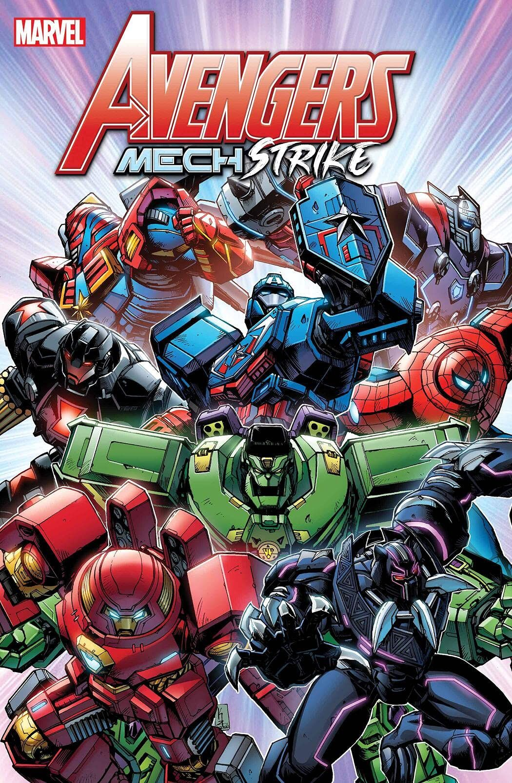 Picture of Avengers Mech Strike