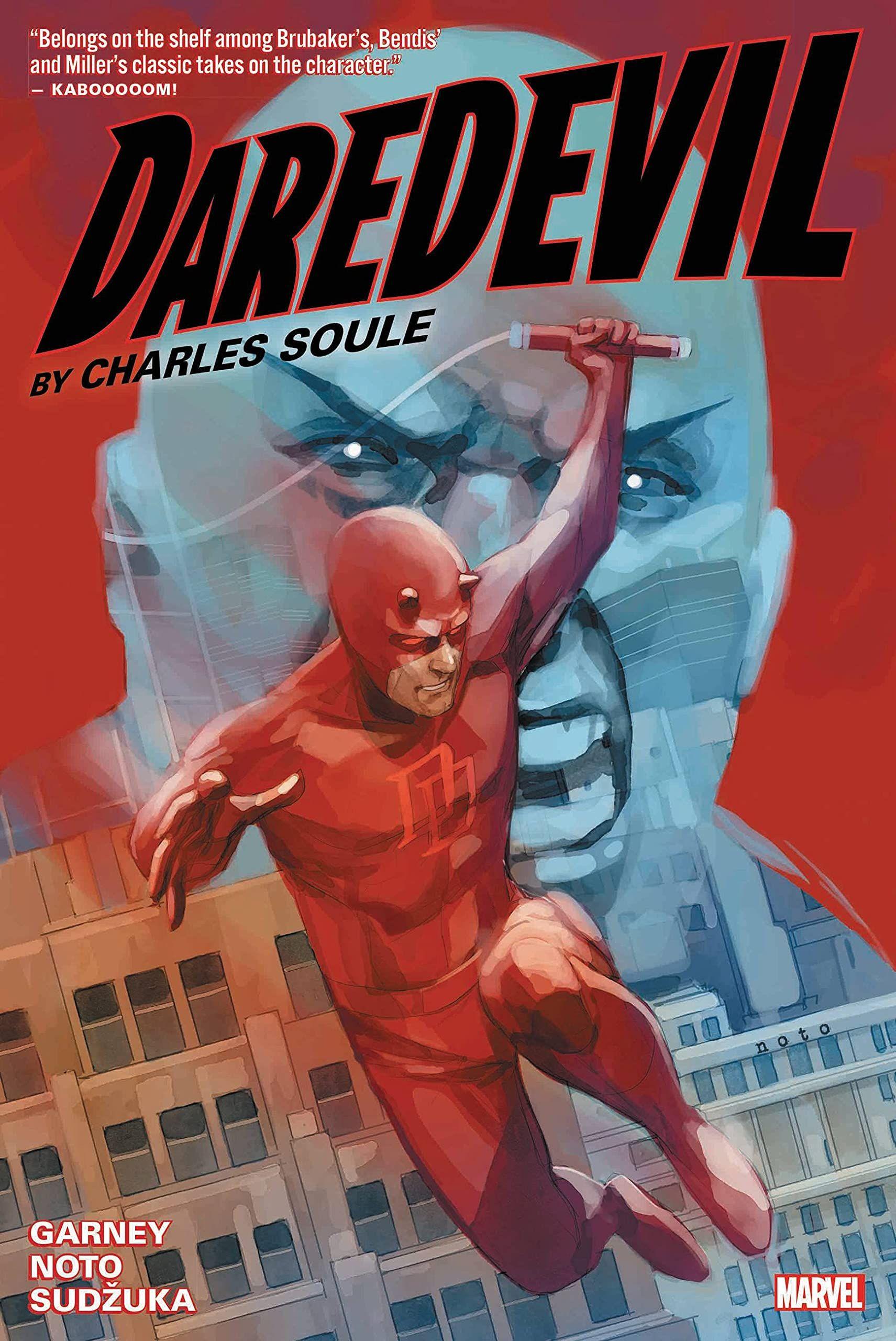 Daredevil By Charles Soule Omnibus