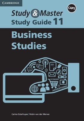 Picture of Study and Master Business Studies Study Guide Grade 11