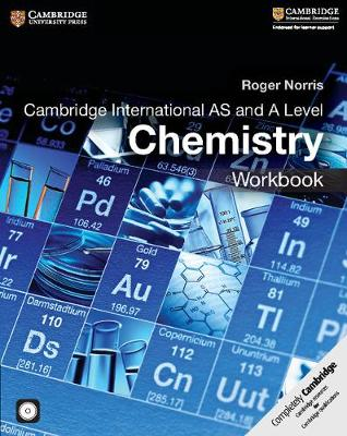 Picture of Cambridge International AS and A Level Chemistry Workbook with CD-ROM