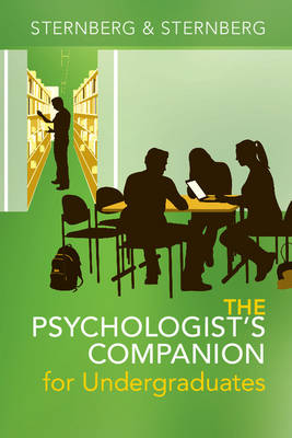 Picture of The Psychologist's Companion for Undergraduates : A Guide to Success for College Students