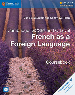Picture of Cambridge IGCSE (R) and O Level French as a Foreign Language Coursebook with Audio CDs (2)