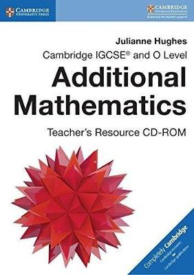 Picture of Cambridge IGCSE and O Level Additional Mathematics Teacher's Resource CD-ROM